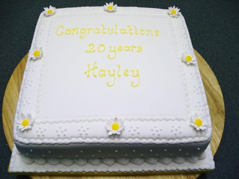Birthday Cakes Bramley